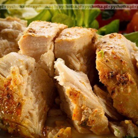 Pieczona pierś z kurczaka Grażyny